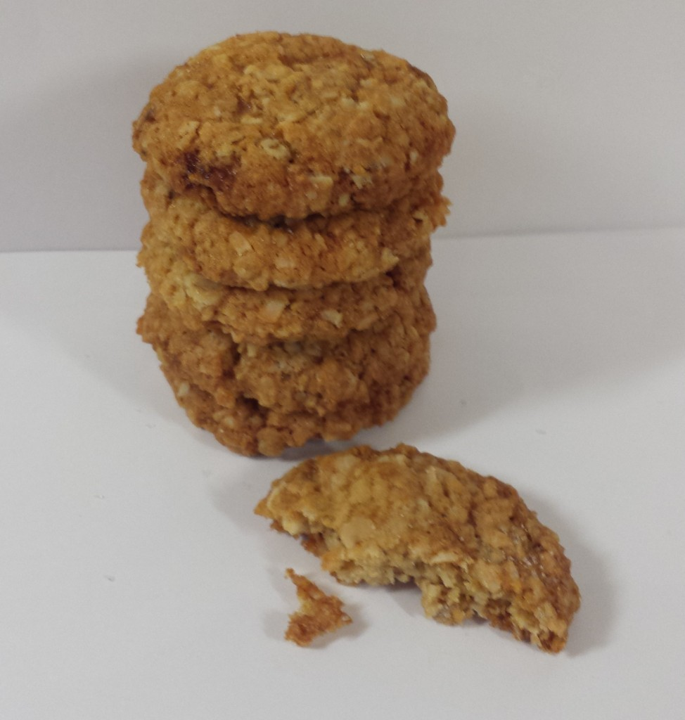 Burty Baker ANZAC Biscuits
