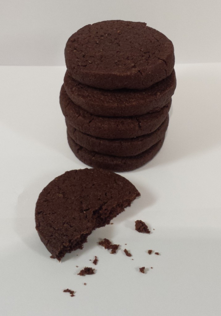 Burty Baker Spiced Chocolate Biscuits