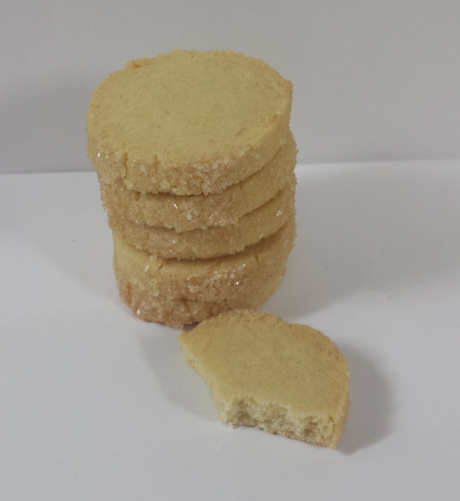 Burty Baker Traditional Shortbread